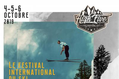 High Five Festival 2019 sources lac annecy