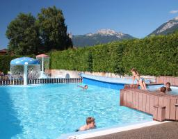 Lathuile camping Les Fontaines