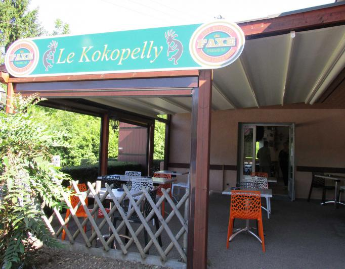Doussard Restaurant Le Kokopelly