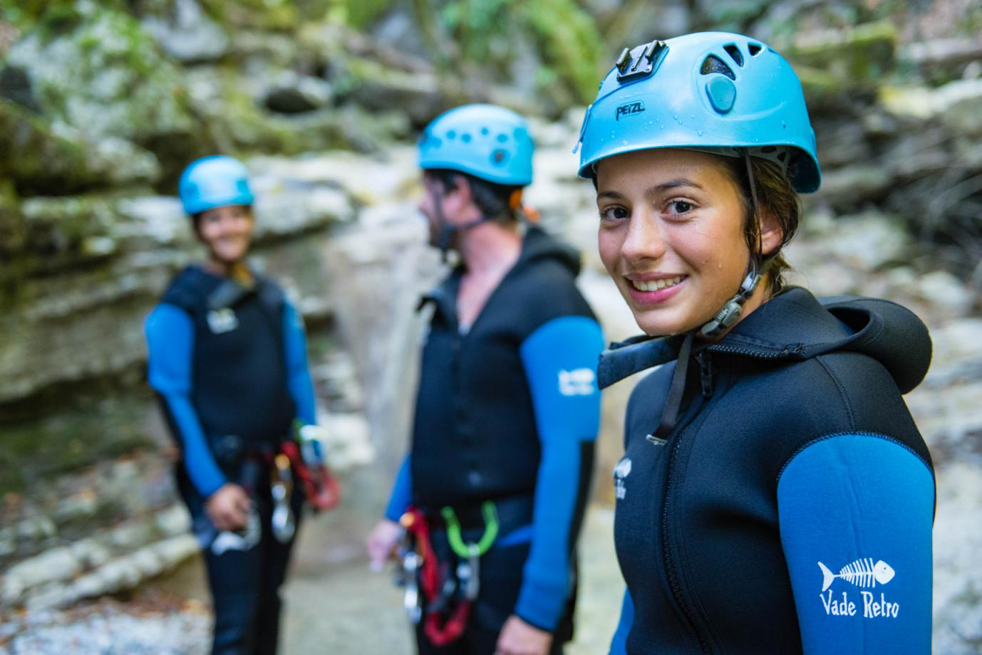 canyoning escalade rafting lac annecy