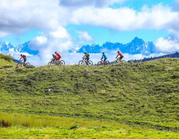Annecy Play The Mountain vtt electrique