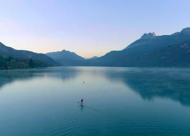 idees sorties lac annecy paddle
